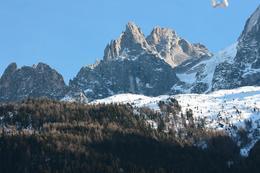 The mountains., Hazel P - January 2008