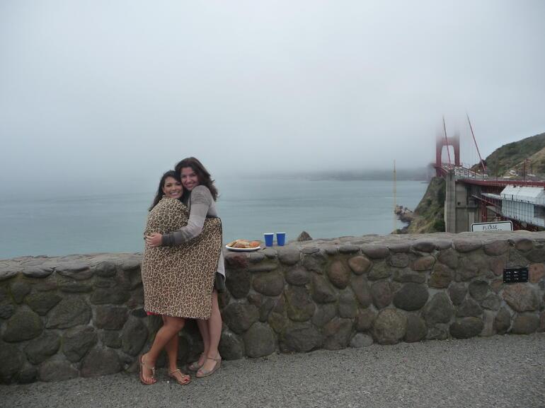 But where's the bridge? - San Francisco
