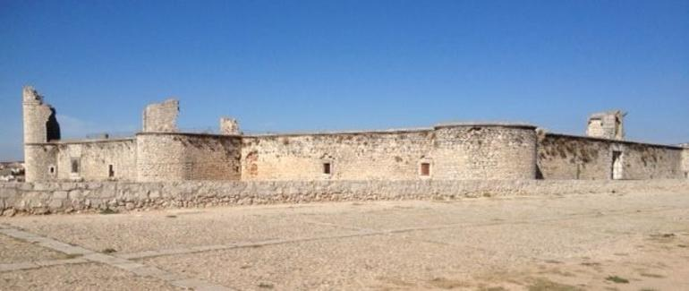Castillo de Chinchon - Madrid