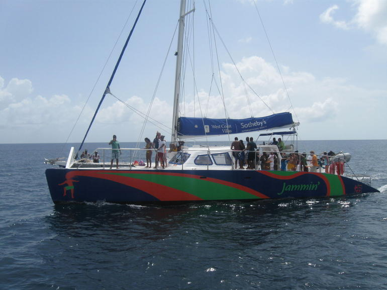 Catamaran - Barbados