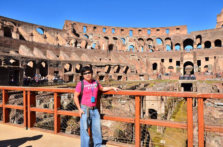 Colosseum Stage - Rome