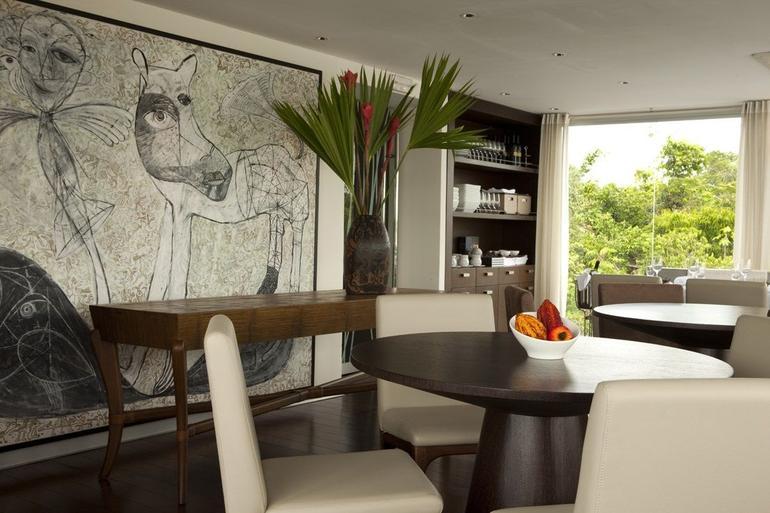 Dining Area - Iquitos