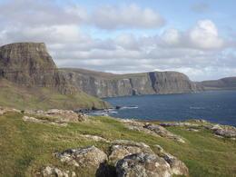 Neist Point . . . on a beautiful day on Skye! , edieharb - October 2011
