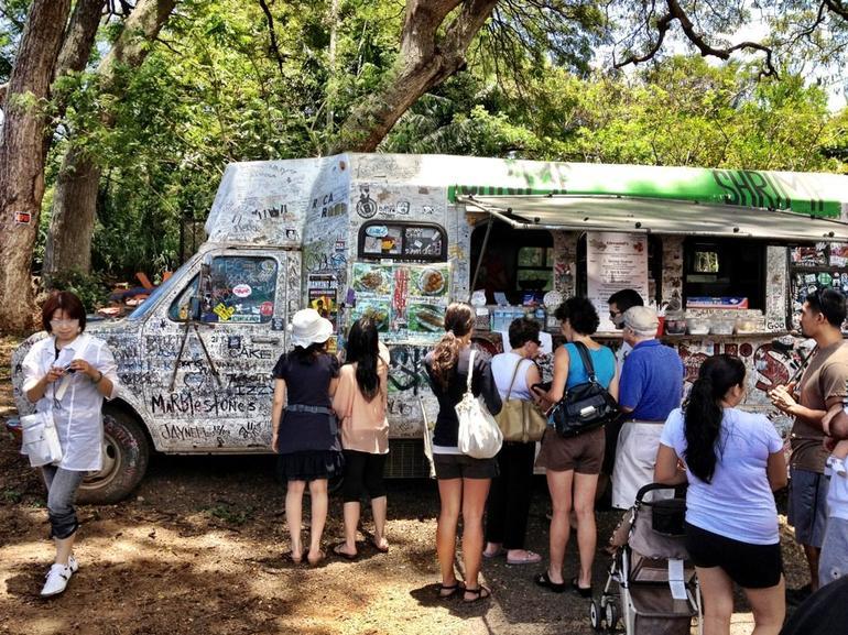 Giovanni's Shrimp Truck - Oahu