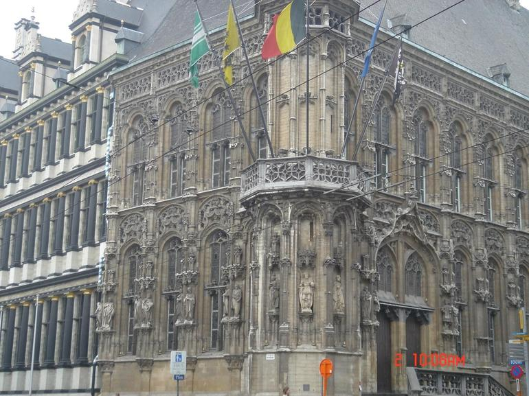 Great construction - Brussels