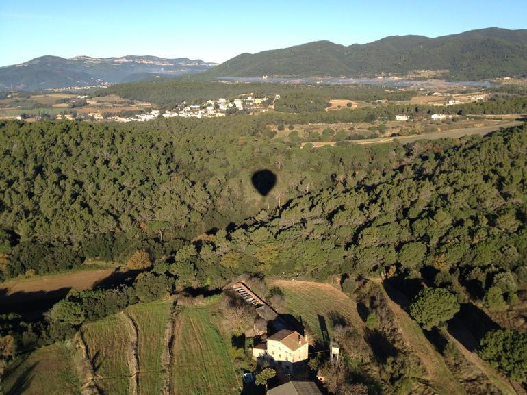 Hot Air Balloon Flight in Barcelona - Barcelona