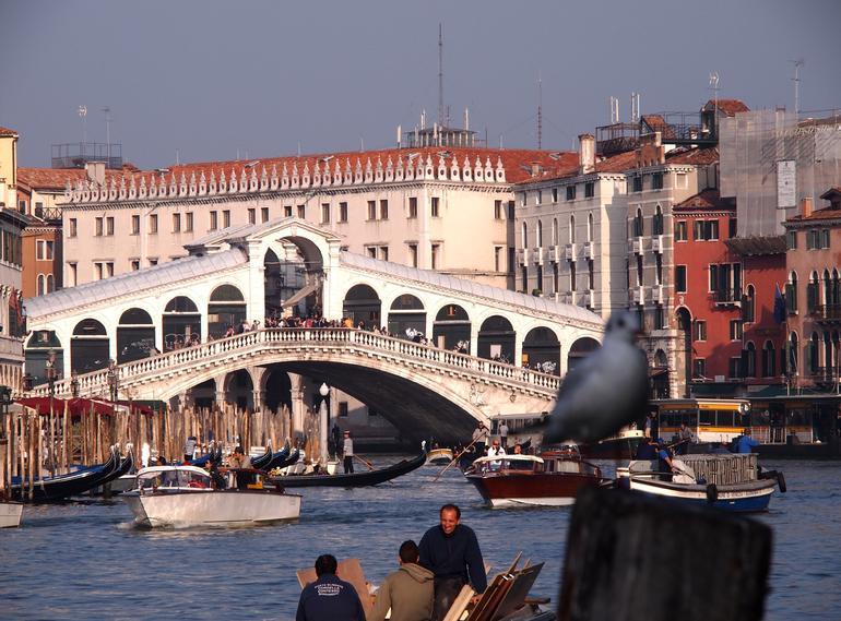 Interesting Spots - Venice