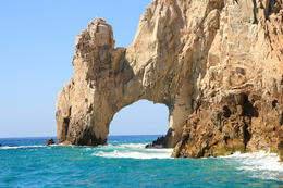 the Arch (El Arco)!, Casey - October 2013