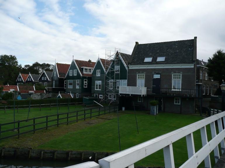 Marken village - Amsterdam