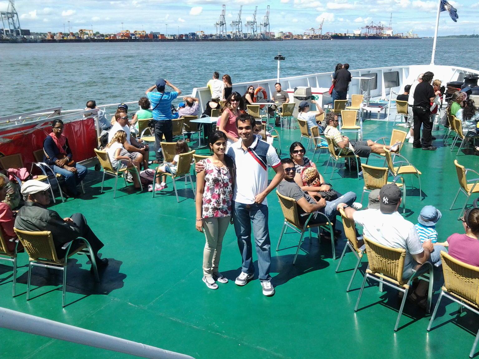 MÁS FOTOS, Crucero turístico guiado por Montreal