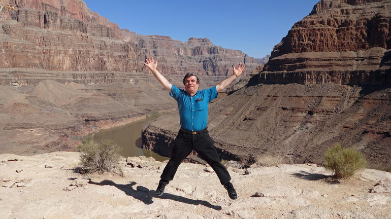 Oh what a feeling to be in Grand Canyon! - Las Vegas
