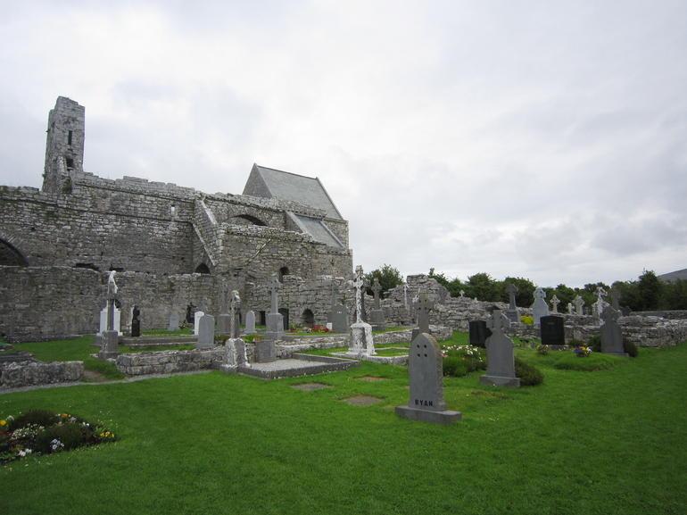 Old Abbey - Dublin