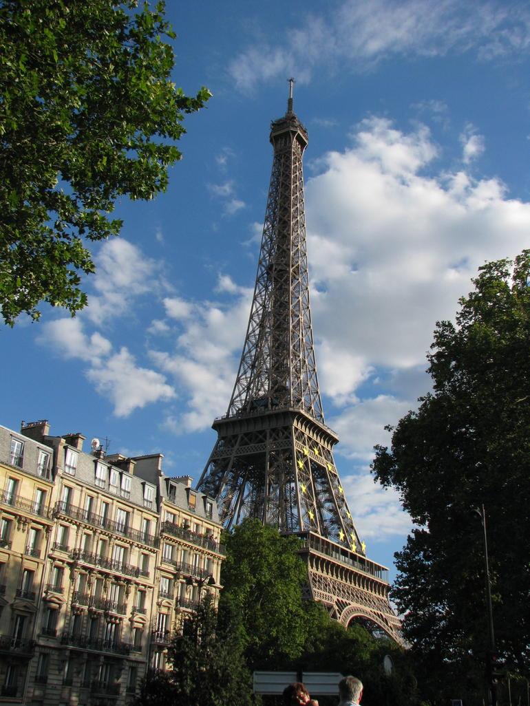 Paris - Eiffel Tower -