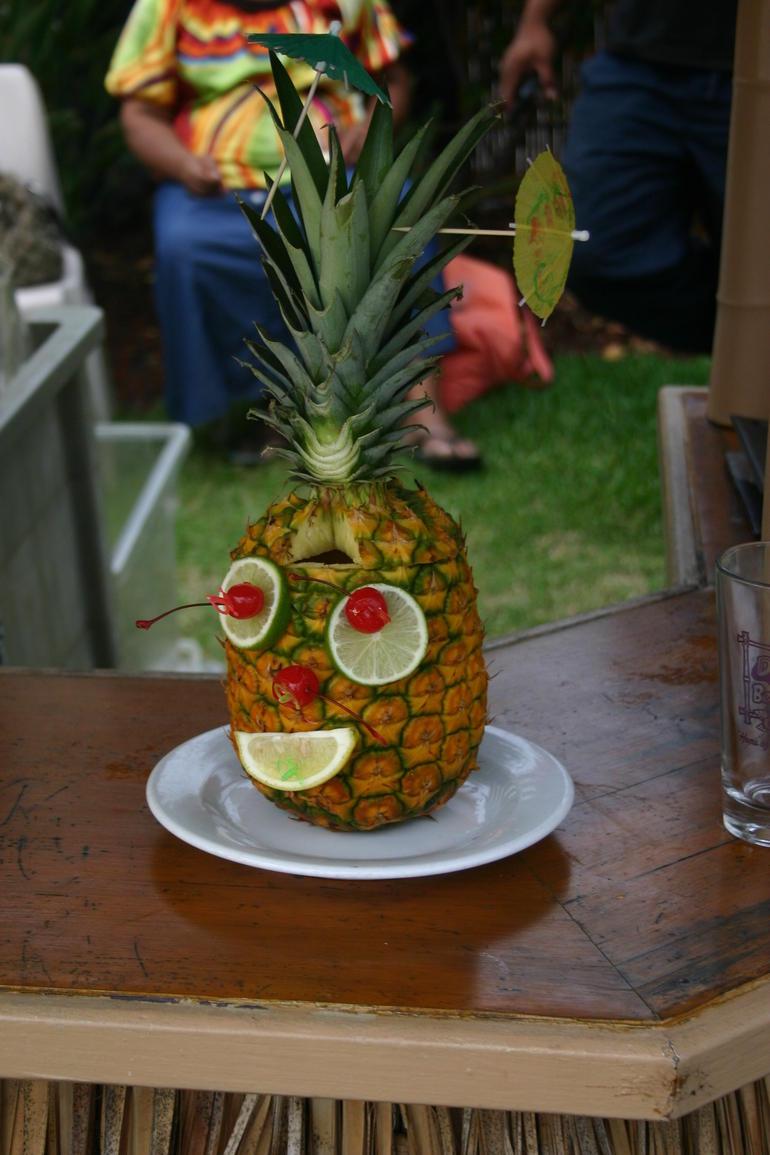 Premium Beverage - Big Island of Hawaii