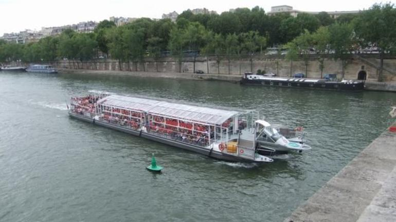 Siene River Cruise - Paris