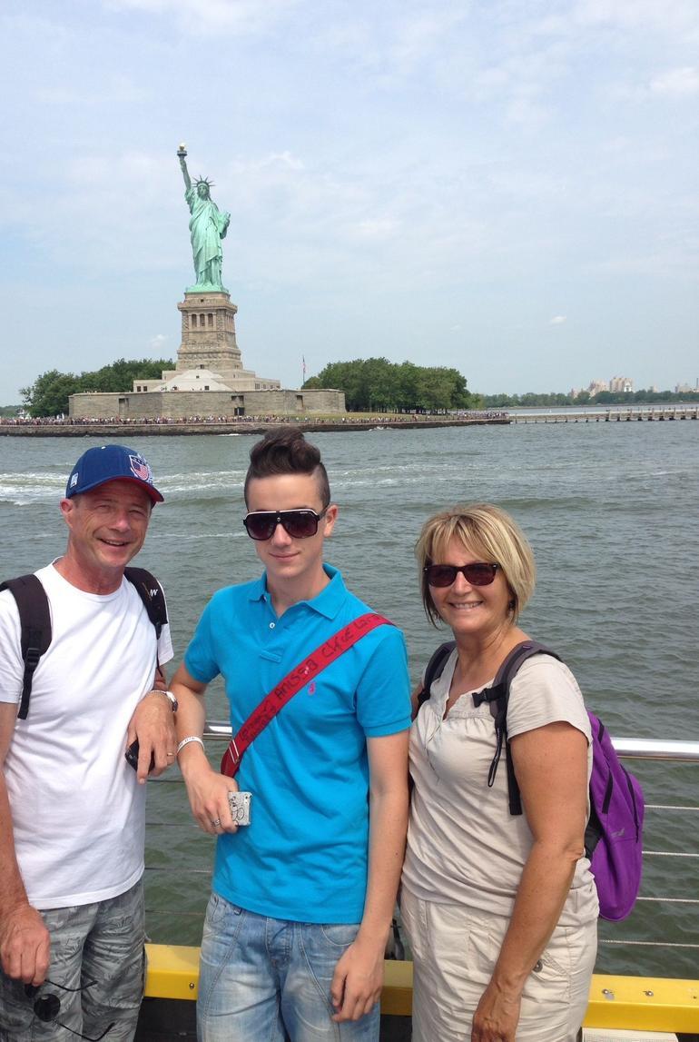Statue de la liberté - New York City