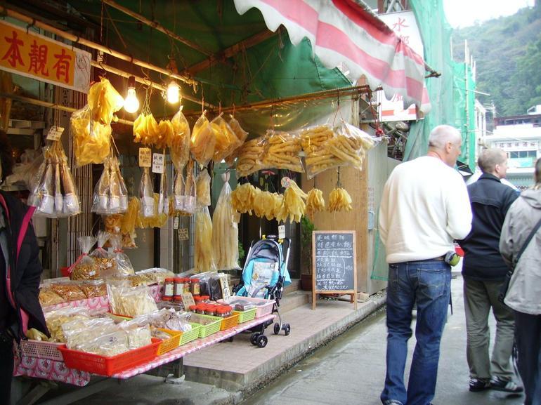 Tai O Market - Hong Kong