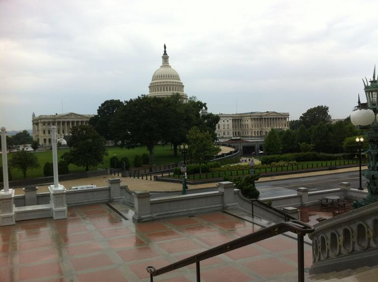 U.S. Capitol Building - Washington DC