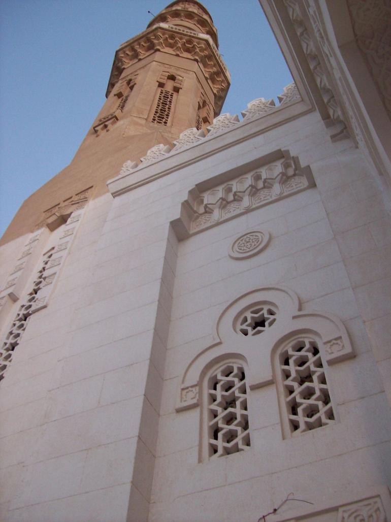 View of the Mosque - Hurghada