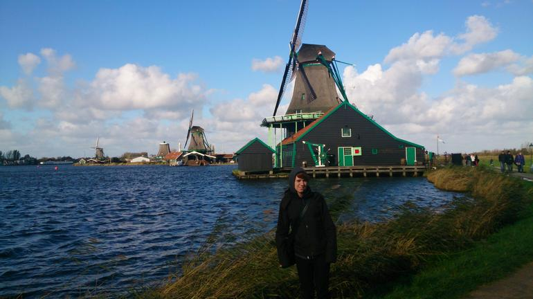 Zaanse Schans Windmills, Marken and Volendam Half-Day Trip from Amsterdam - Amsterdam