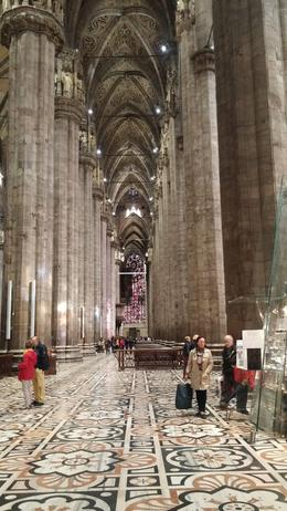 Inside the Duomo , Alison W - October 2016