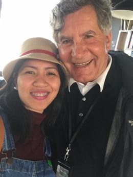 Thanks Jorge! , Manilyn S - April 2017