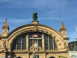Frankfurt Main Train Station where the tour began. , cccarol626 - May 2017