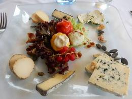 Cheese plate Weissenkirchen , bromsey - August 2017