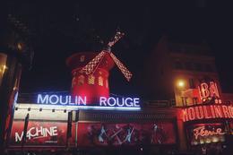 Moulin Rouge Show , Asma K - October 2017