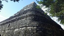 Corner of pyramid , Paul D - December 2017