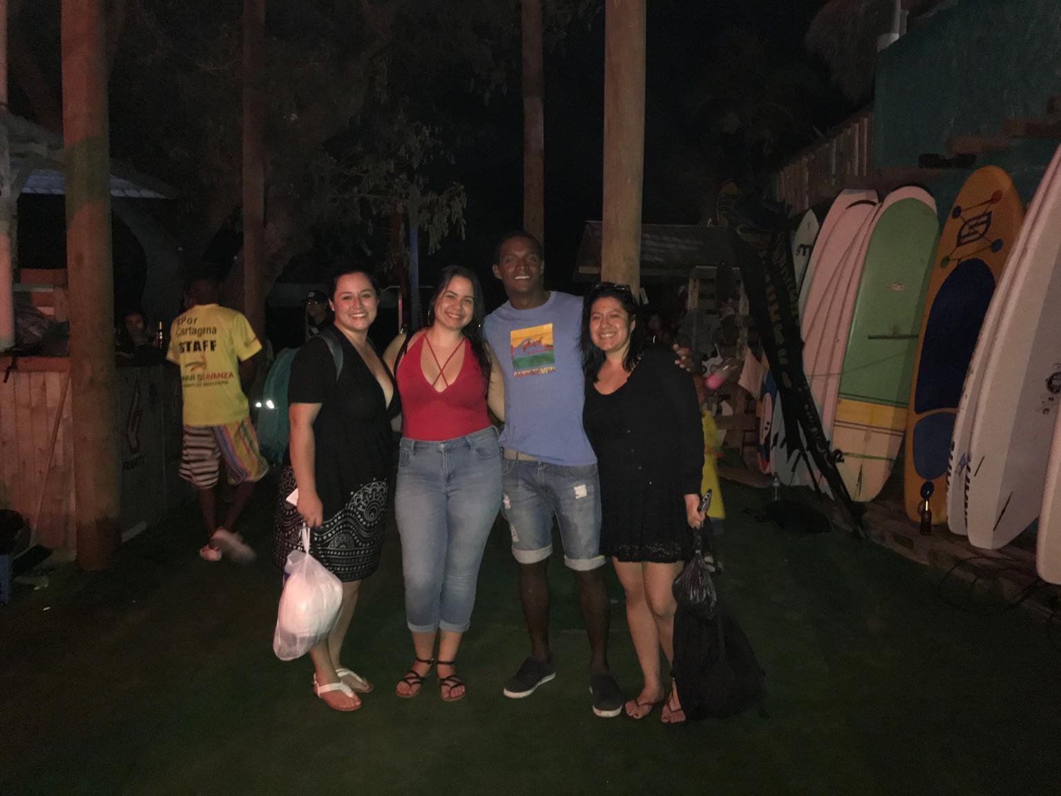 MÁS FOTOS, Small-Group Tour: LED Cartagena Sunset Paddle Board