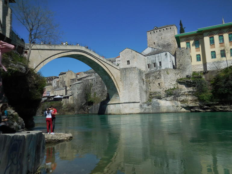 Mostar and Kravice Waterfalls Small-Group with Turkish House Included photo 6