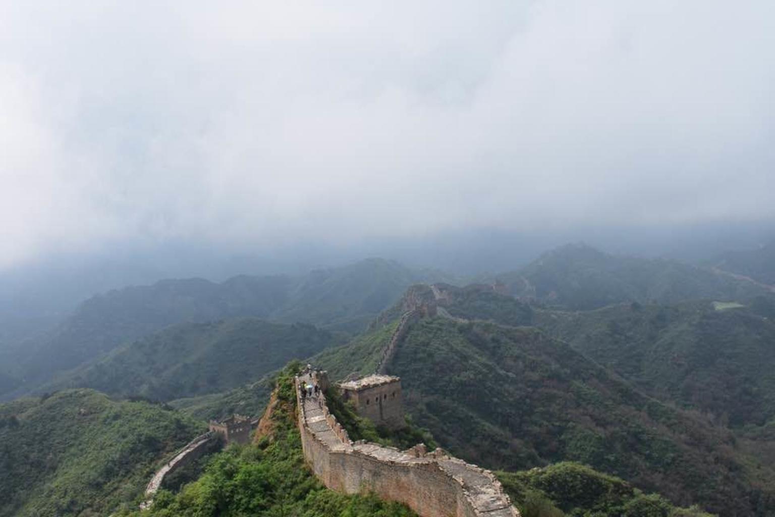 MÁS FOTOS, Recorrido de senderismo en grupo por la Gran Muralla desde Jinshanling a Simatai oeste