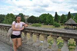 The Palace Gardens in Bath are a site worth seeing, Katrina Q - July 2010