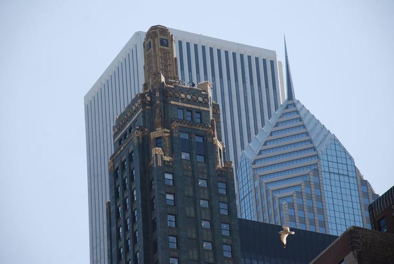 Art Deco - Carbon & Carbide building, Chicago - Chicago