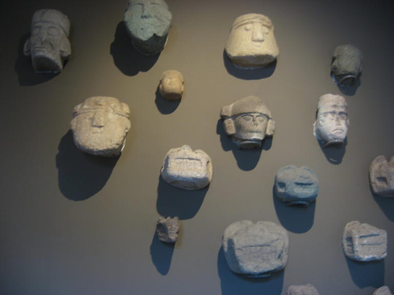 Artifacts - Lima