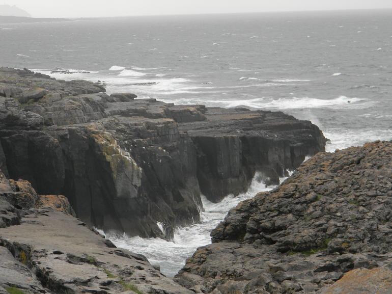 Cliffs of Mother Day - Dublin