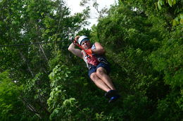 I was scared of heights, but fear went away and replaced by fun!!! , Geraldine C - July 2015