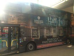 Da kommt man schon von der Busstation in Harry Potter Stimmung.. , Sylvia C. R - May 2015