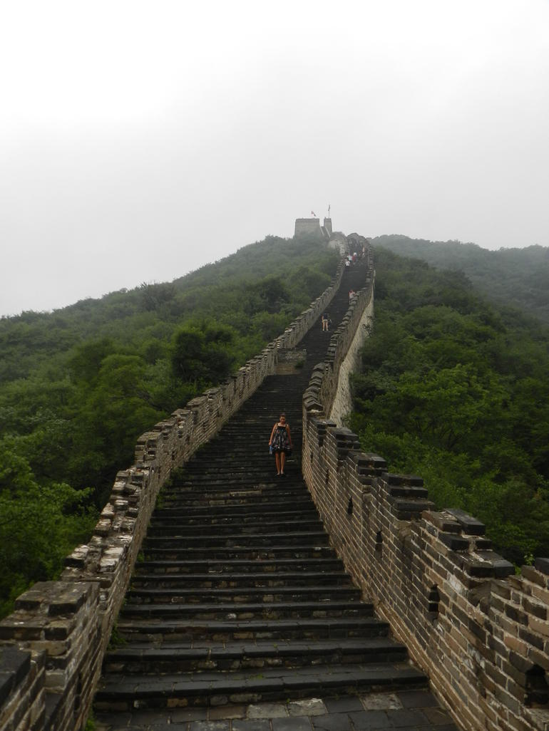 Great Wall of China Small-Group Day Trip from Beijing photo 19
