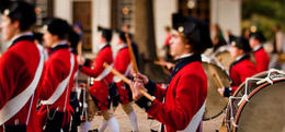 Fife and Drum - April 2014