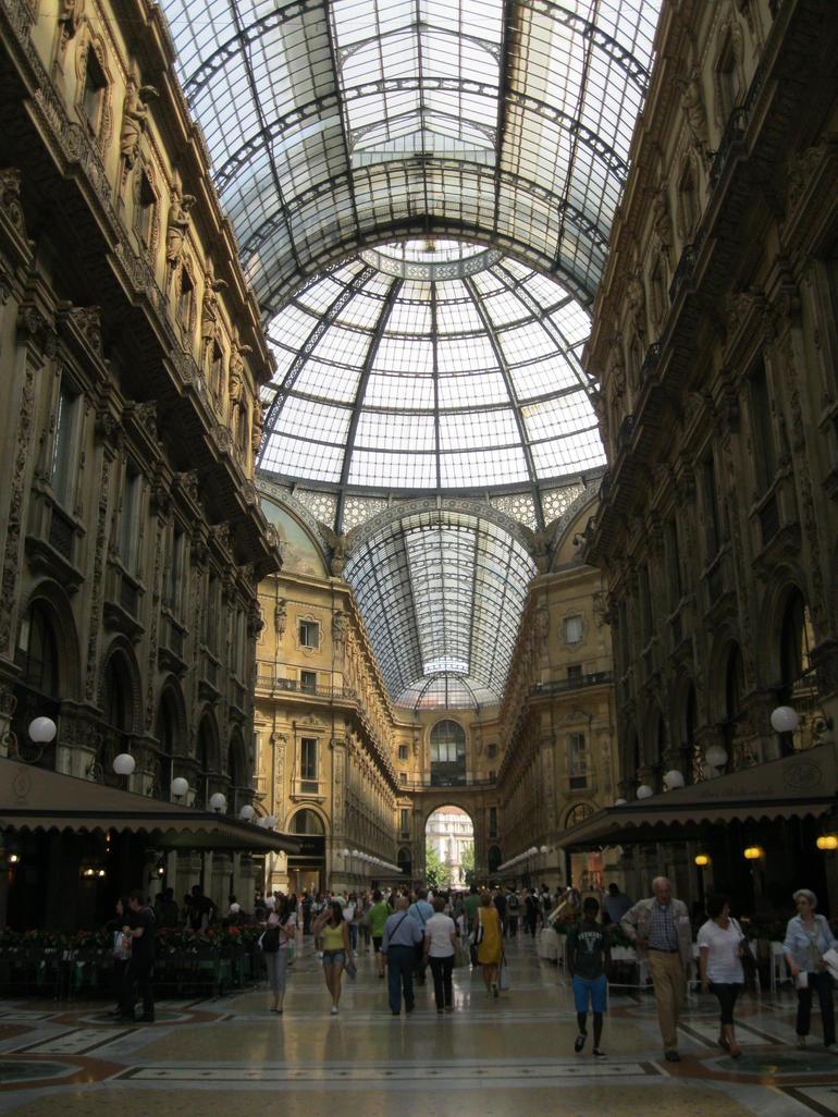 Galleria Vittorio Emanuele II - Milan