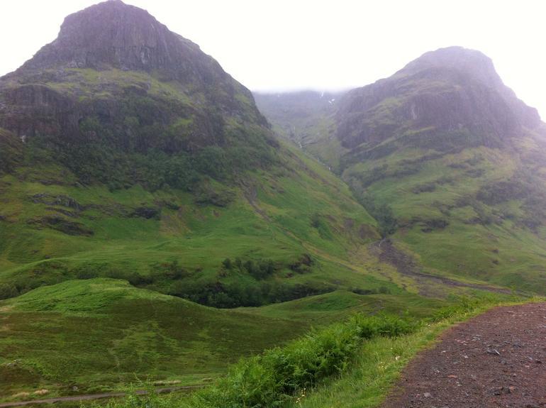 Glencoe - Edinburgh