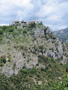 Gourdon – a highlight of the tour , Colleen H - June 2013