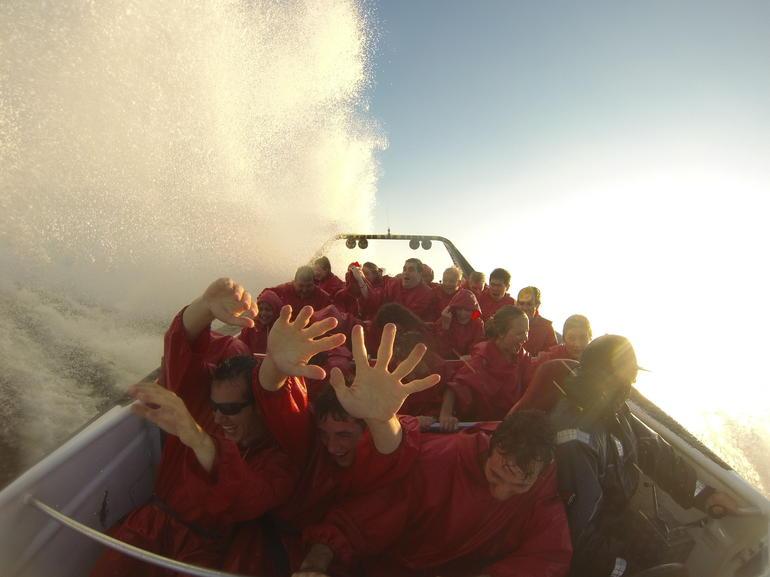 Jet Boat Thrill Ride - Sydney