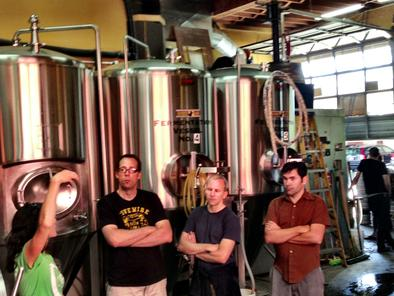 Brewery Tours Downtown Portland