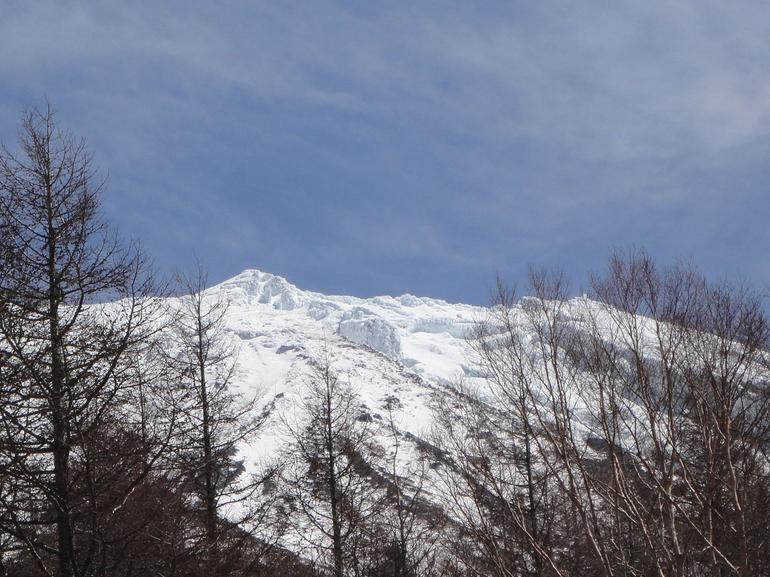 Mt. Fuji - Tokyo