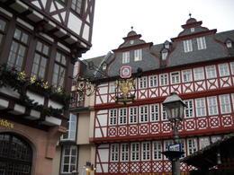 Beautiful older buildings in the market. , Jennifer F - December 2013