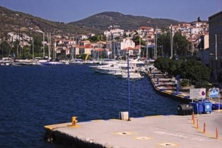 Port of Poros (3) - Athens