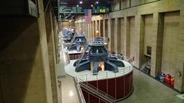These are the power generators at the dam. The size of the room was impressive. , Jason J - April 2014